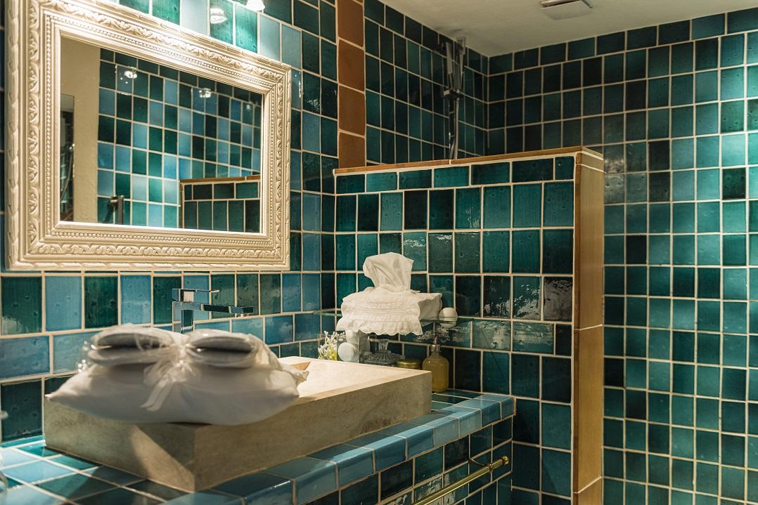 salle de bain corsica